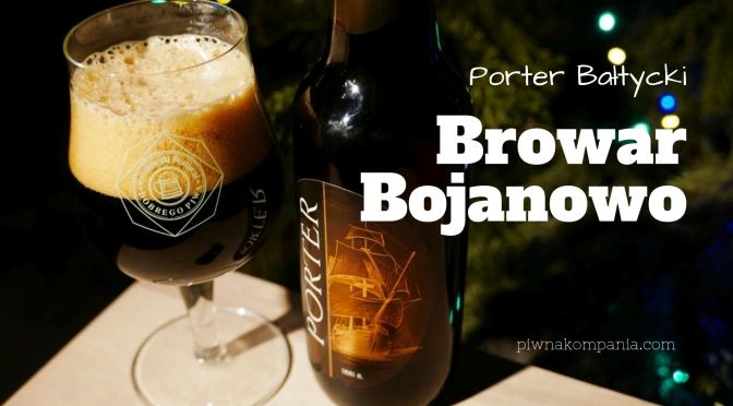 Porter Bałtycki Browar Bojanowo