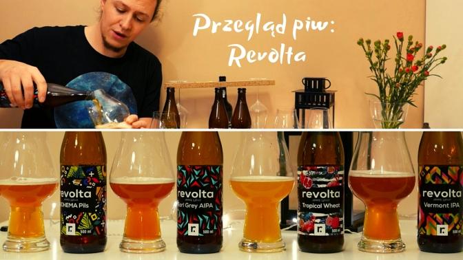 Przegląd piw Revolta
