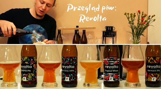 Browar Revolta – Przegląd piw