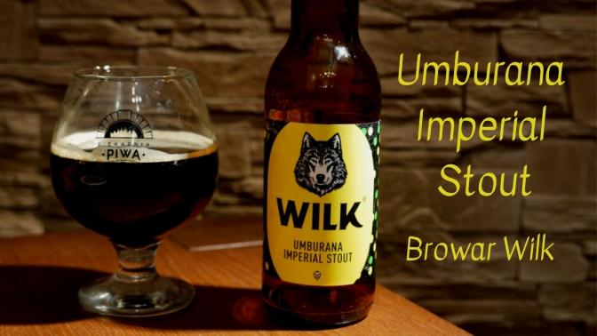 Umburana Imperial Stout – Browar Wilk