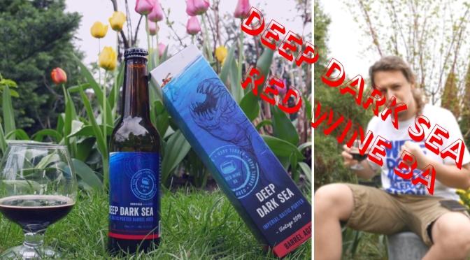 Deep Dark Sea Red Wine BA