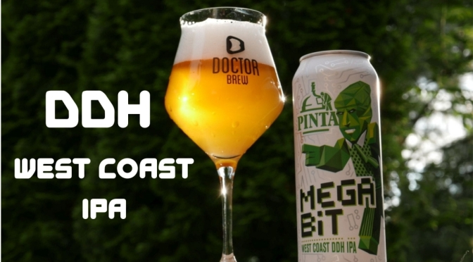 Megabit [DDH West Coast IPA] – Pinta