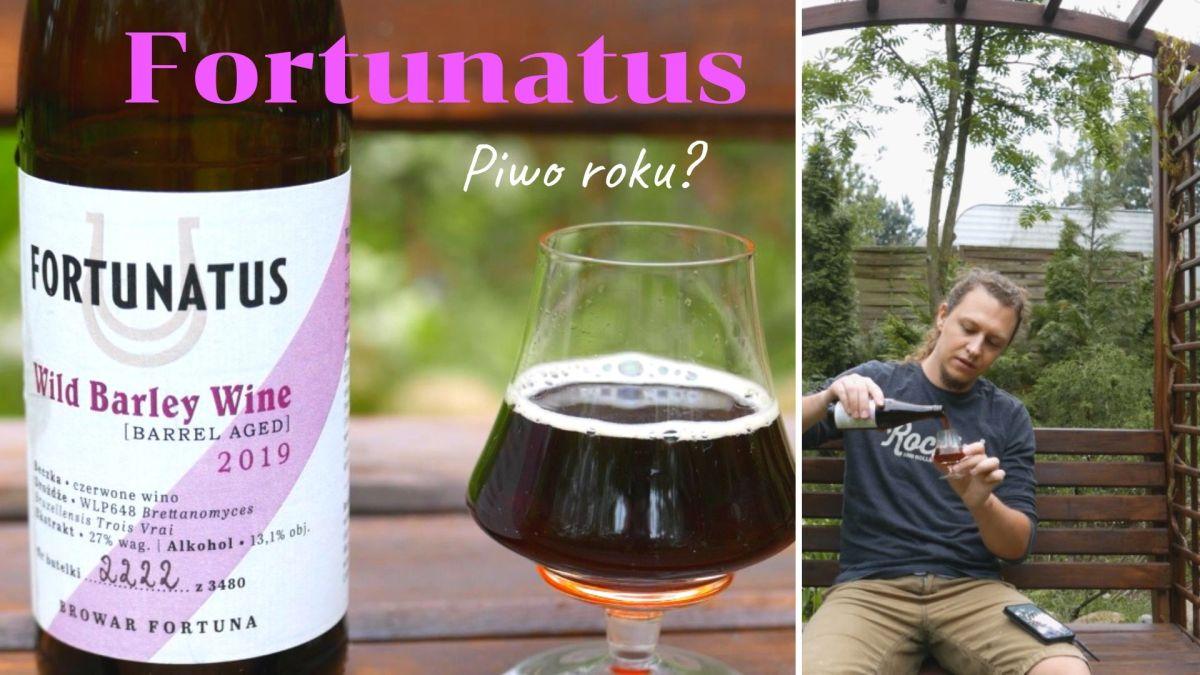 Fortunatus I Wild Barley Wine BA