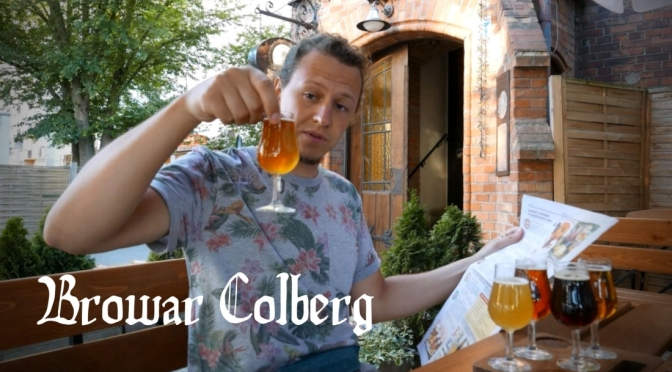 Browar Colberg – Test piw.