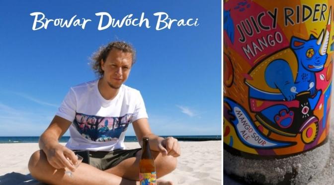 Juicy Rider [Sour Mango Ale] – Browar Dwóch Braci