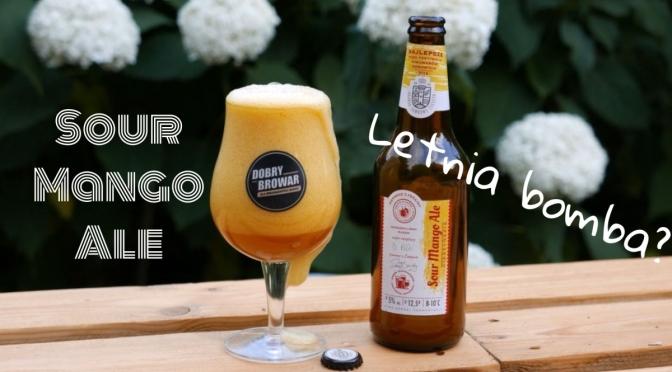 Mango Sour Ale – Browar Zamkowy Cieszyn