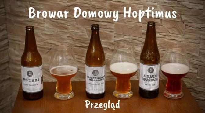 Browar Domowy Hoptimus – Przegląd