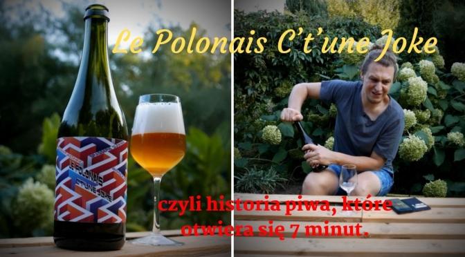 Le Polonais C't'une Joke – Browar Widawa & Dunham