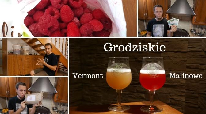 Warzenie: Grodziskie Vermont & Malinowe