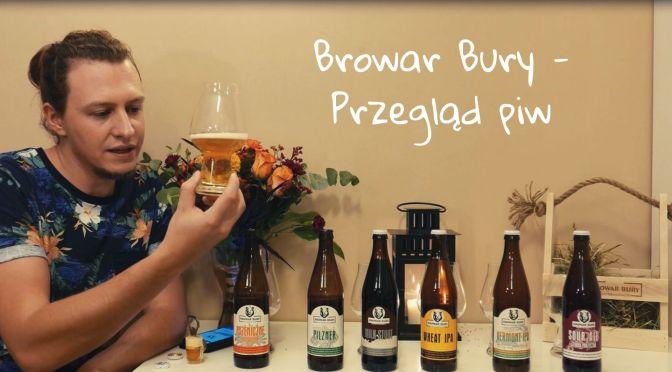 Browar Bury – Przegląd piw