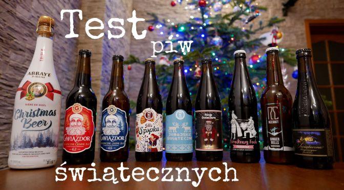 Test piw świątecznych A.D. 2019