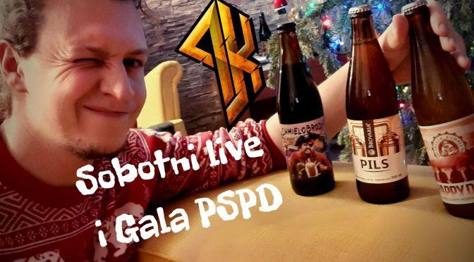 Sobotni live i Gala PSPD