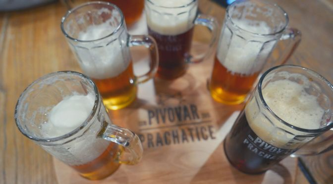 Pivovar Prachatice – Degustacja Piw