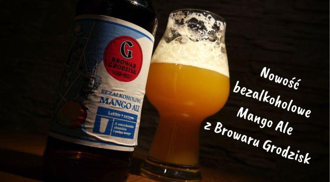 Bezalkoholowe Mango Ale – Browar Grodzisk