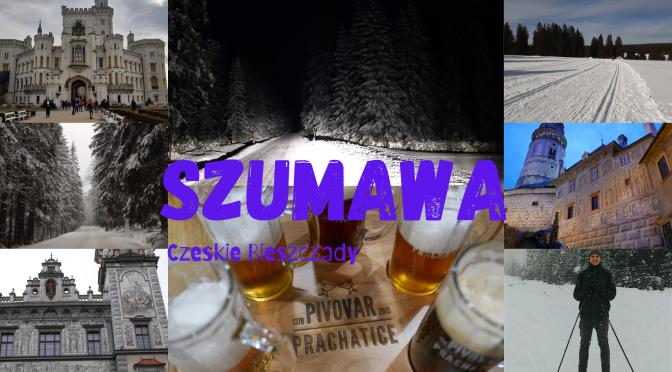 Szumawa, czeskie Bieszczady.