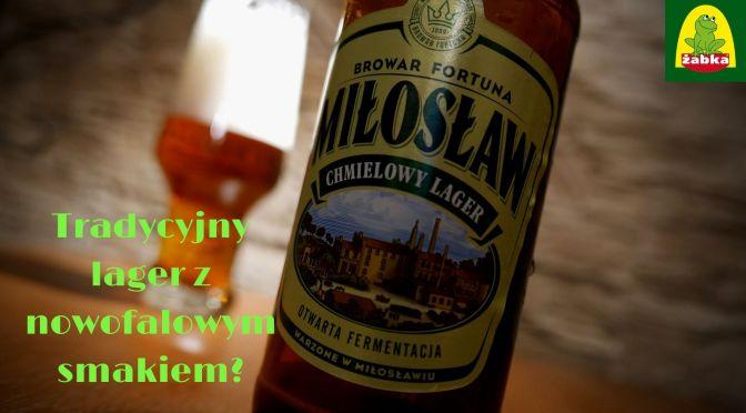 Miłosław – Chmielowy Lager [Żabka]