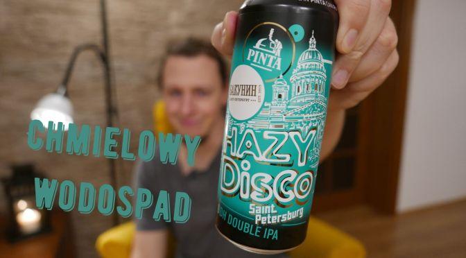 Hazy Disco Saint Petersburg – Browar Pinta
