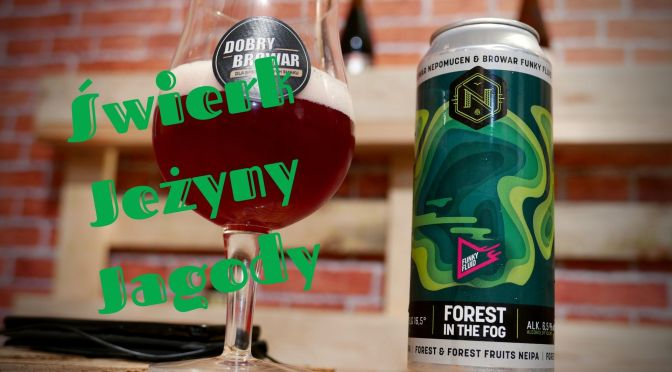 Forest in the fog – Browar Nepomucen & Funky Fluid