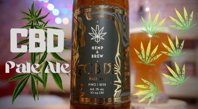 CBD Pale Ale – Hemp & Brew & Browar Tarnobrzeg