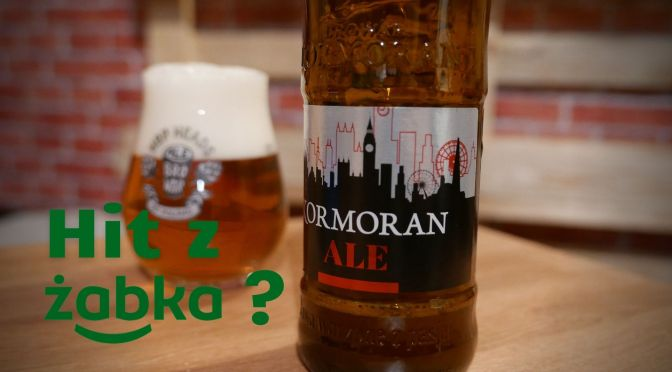 Kormoran Ale – Hit z Żabki?