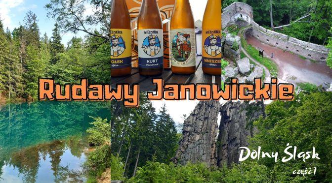 Skały, góry, zamek Bolczów i browar – Rudawy Janowickie i Dolina Bobru
