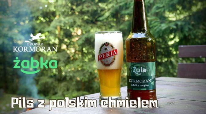 Zula – Pils z polskim chmielem – Browar Kormoran